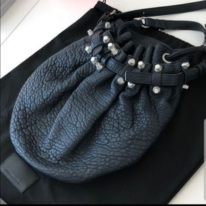 PREOWNED  Alexander Wang Diego Large Bucket Bag